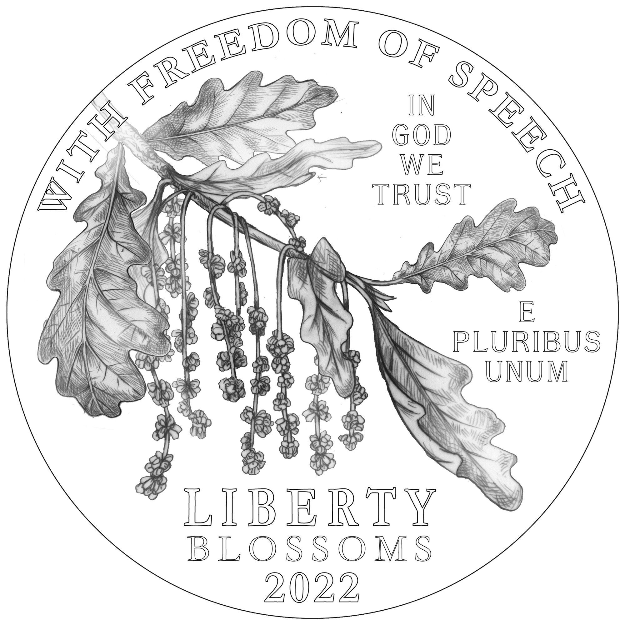 2022 Platinum Proof Coin