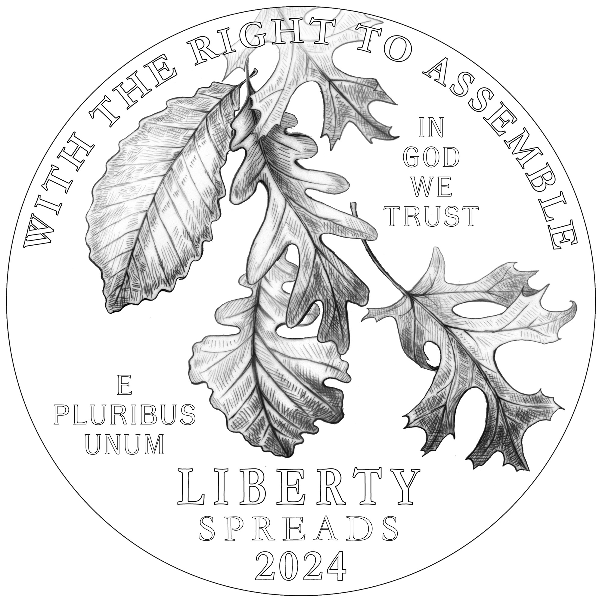2024 Platinum Proof Coin