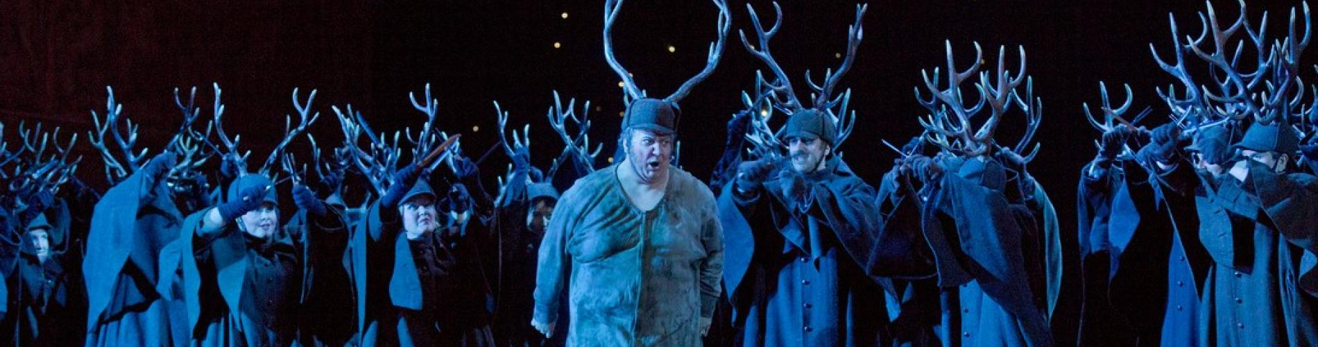 Falstaff at the Met - Photo: © ken howard/Metropolitan Opera