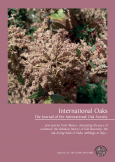 Cover IOS Journal No. 32
